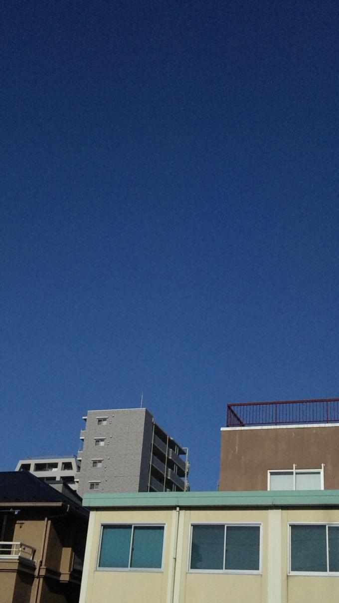 BLUE SKY_20101226