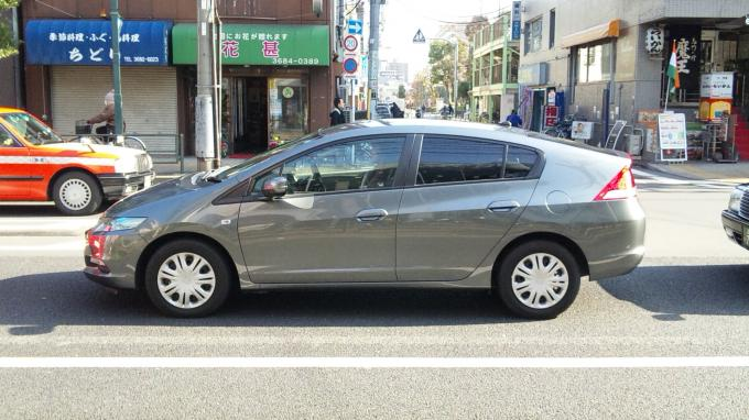 HONDA Insight20101226