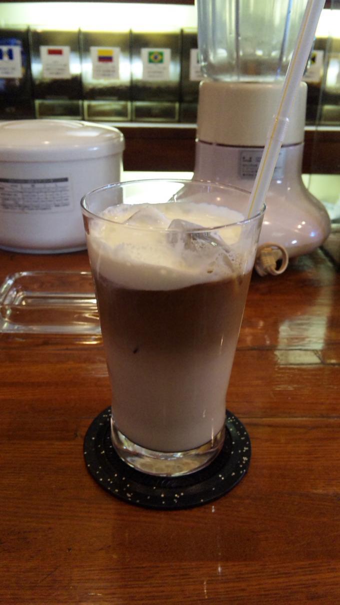 黒糖アイス・カフェ・オレ_20101227