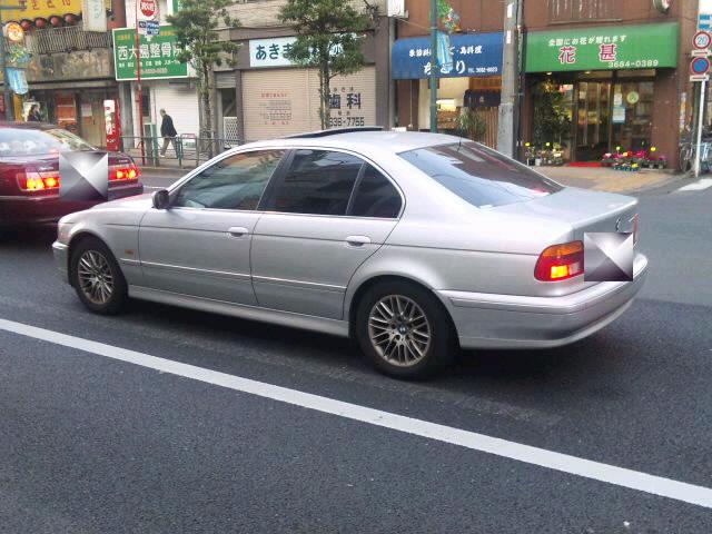 BMW 530i_20101218