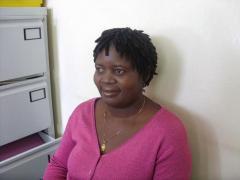 racheal mweshi