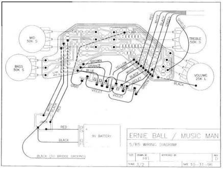 stingray5 wiring diagram