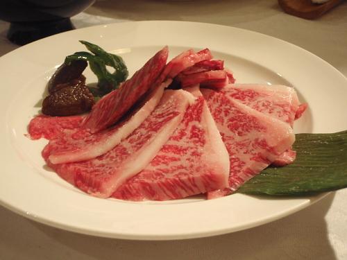 原野夕食3