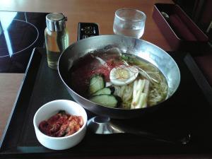 シジャン 伝統の韓国冷麺
