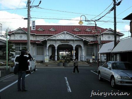 浜寺公園駅舎2