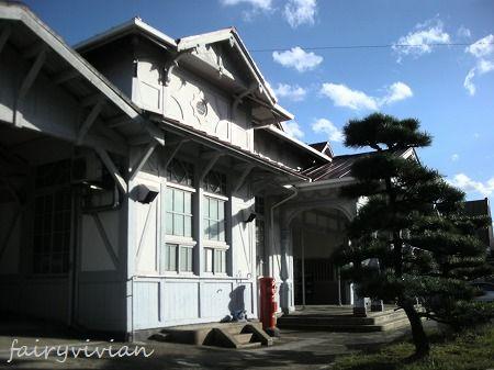 浜寺公園駅舎4