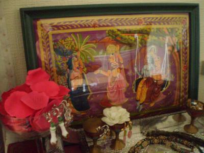 インド人物画