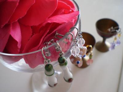 花びらグラス