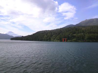 芦ノ湖パワースポット