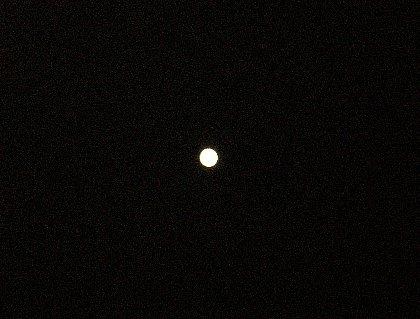 10月3日「十五夜」の月