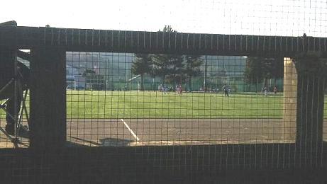 藤枝東サッカー練習風景1108