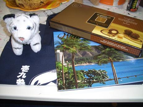 ハワイのお土産1113