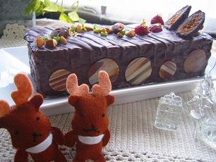 10クリスマスケーキ②