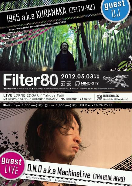 filter80 pos