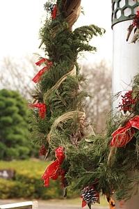 クリスマスの森2