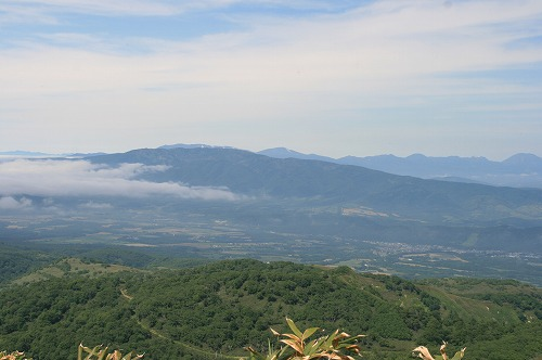 ニセコ連山110702
