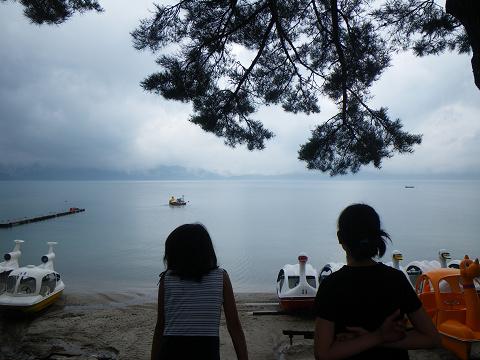 田沢湖2010夏