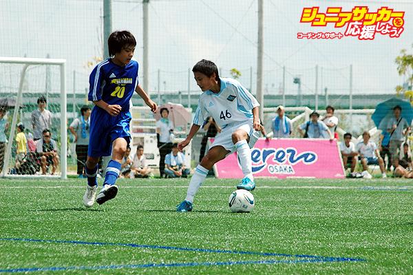 第35回全日本少年サッカー大会 大阪府予選9