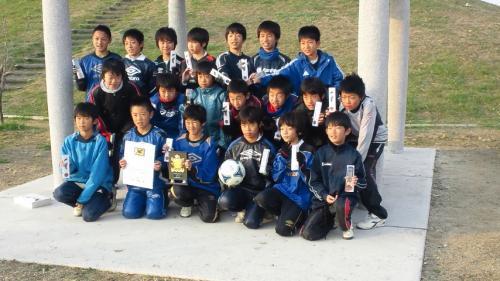 ニッポンハムカップ第35回関西大会3位