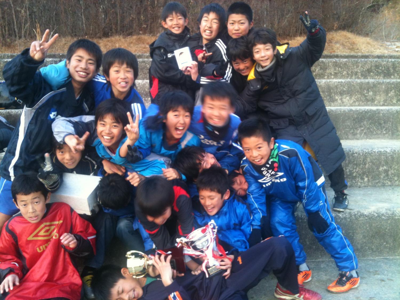 木津川市サッカーフェスティバル 優勝!