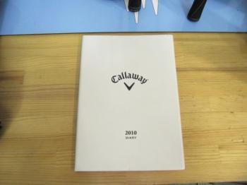 Callaway Diary