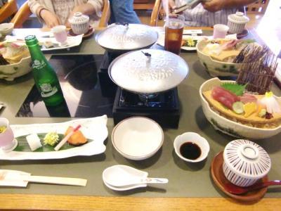 木曽路料理