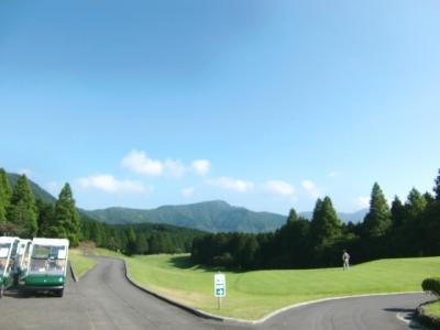 箱根湖畔GC1