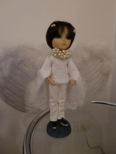 天使立ち姿全身サイズOK