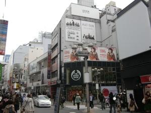 K7渋谷センター街2遠距離