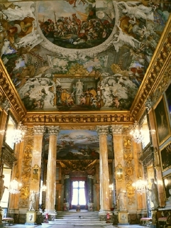 コロンナ宮殿2調整
