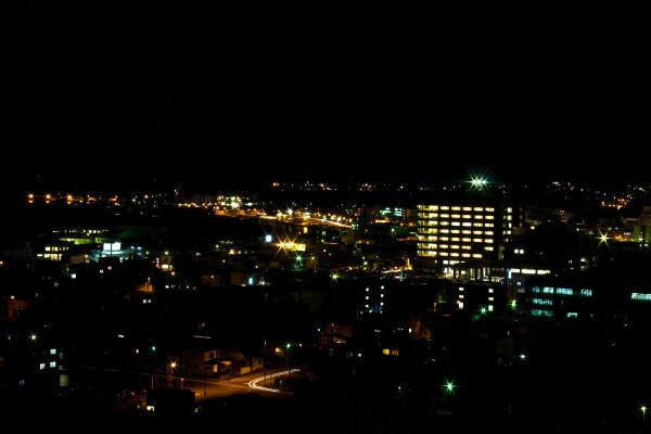 17時の夜景