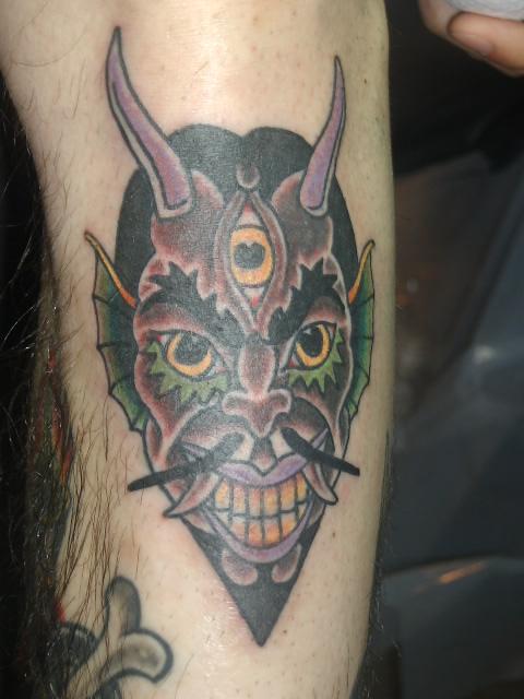 10 1 23 geo tattoo