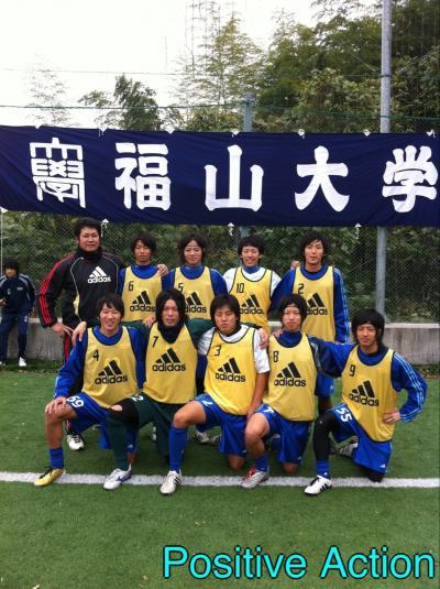 Iリーグ中国2010(プレーオフ第3戦)vsIPU [ベンチ]