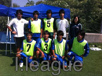 Iリーグ中国2010 vs広大/A(2010/9/18/土)「sub」
