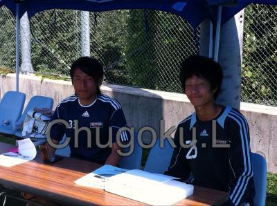 2010 中国L 第9節 vs平大(9/19/日)「本部」