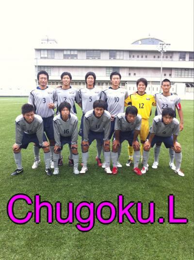 2010中国L 第10節 vs徳山大(10/3/日)「start」