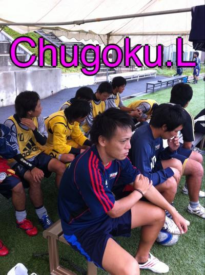 2010中国L 第10節 vs徳山大(10/3/日)「ベンチ/2」