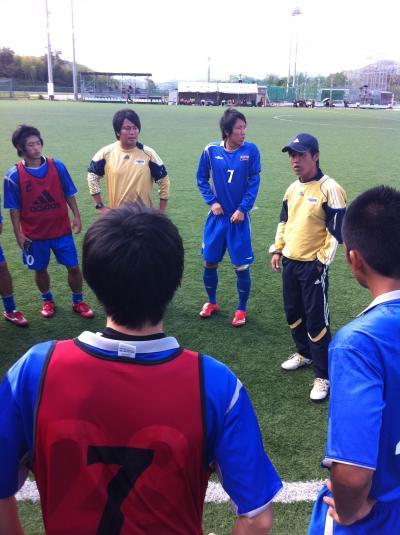 2010 中国L 第11節 vsIPU(10/10/日)「試合直前」