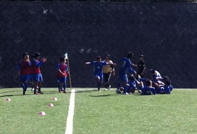 2010 中国L 第11節 vsIPU(10/10/日)「ゴールパフォーマンス」
