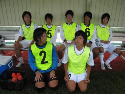 2009 Iリーグ 第9節 修道(sub)