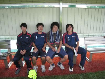 2009 Iリーグ 第9節 修道 (学生スタッフ)