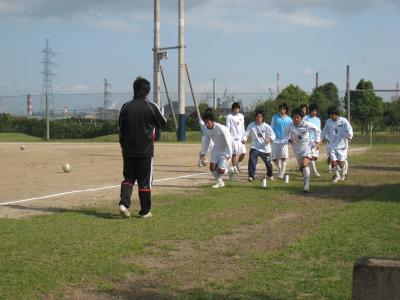 2009 東部L 第15節 リベロ 10/18/日(w-up)