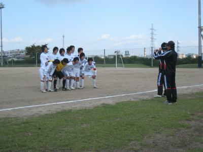2009 東部L 第15節 リベロ 10/18/日(写真撮影)