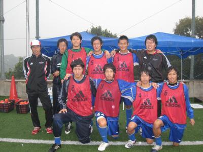 2009 中国L 第13節 広島大学 11/1/土(sub)