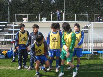 2009 Iリーグ 全国 1回戦(sub)