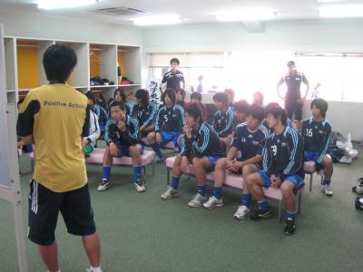 中国選手権2回戦 vs山口大学 2010/5/22/土「MTG2」