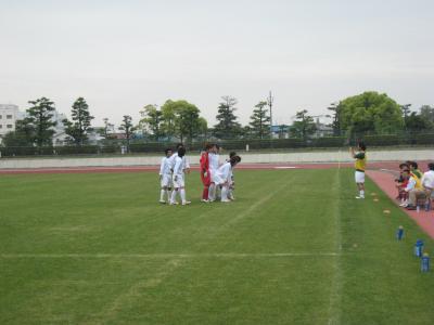 中国選手権2回戦 vs山口大学 2010/5/22/土「山口大学」