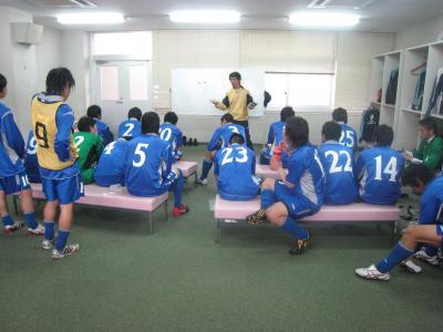2010 総理大臣杯予選 vs岡山大学(5/23/日)「MTG」