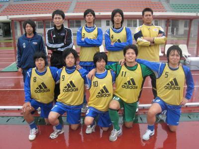 2010 総理大臣杯予選 vs岡山大学(5/23/日)「sub」
