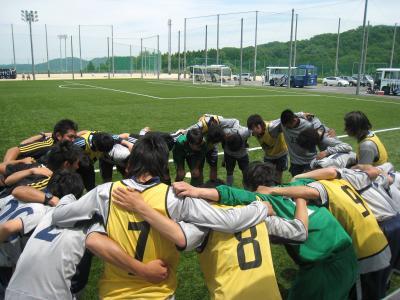 2010中国L/第4節 vsIPU(試合直前/円陣)